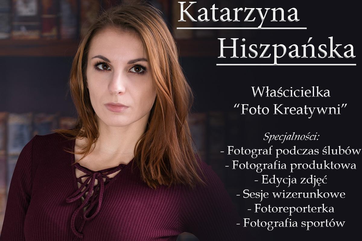 Katarzyna Hiszpańska