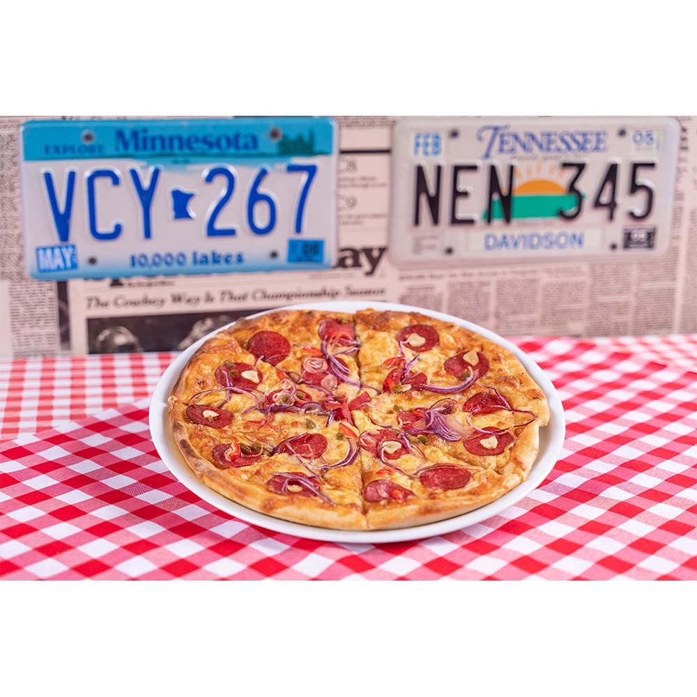 fotografia kulinarna Częstochowa pizza