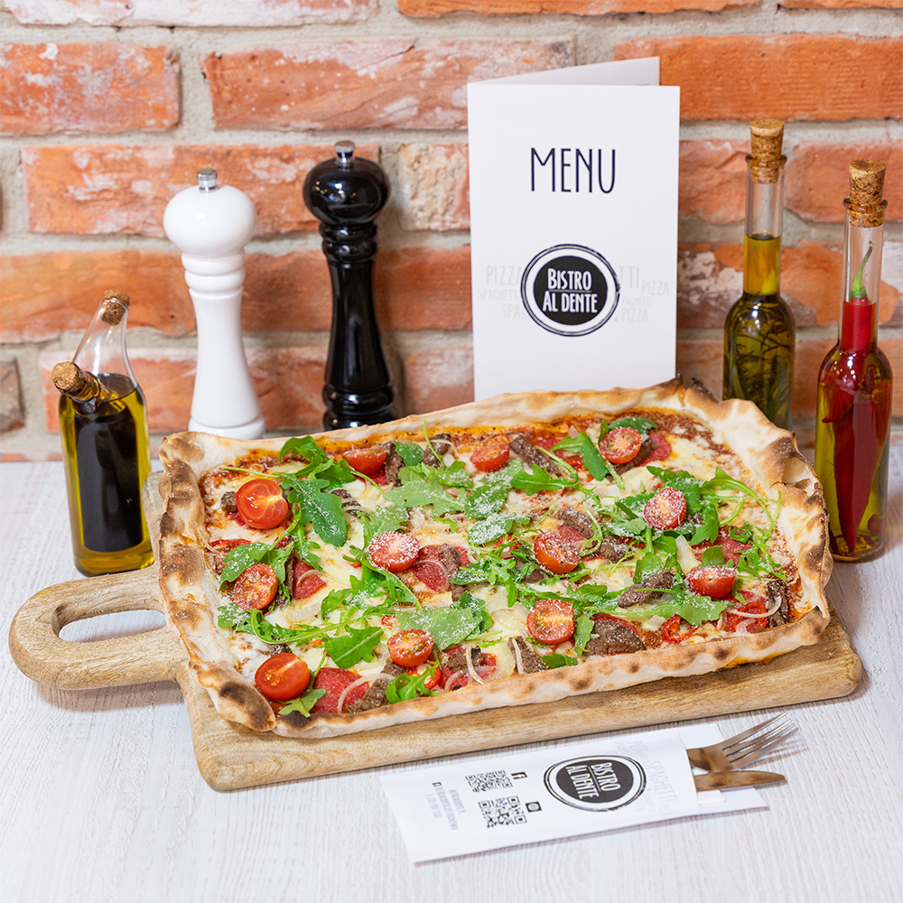 fotografia kulinarna Częstochowa pizza menu