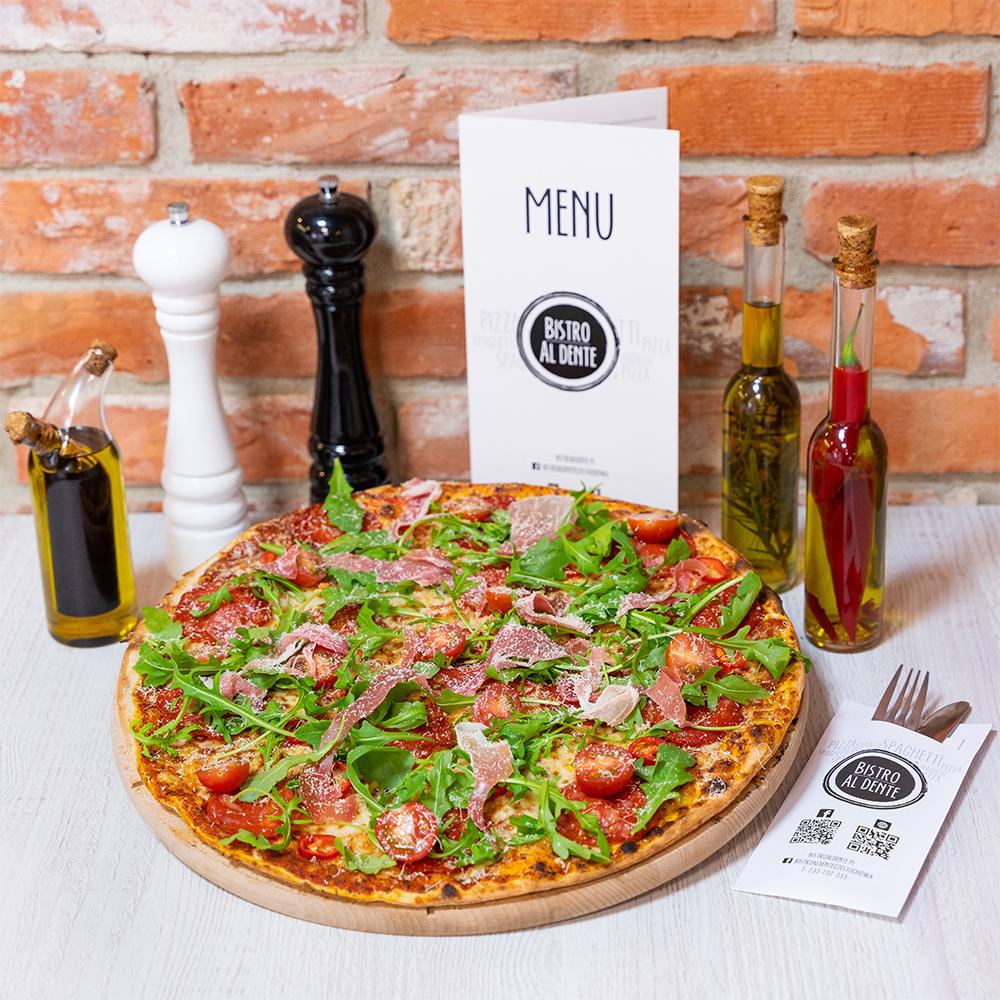 pizza fotografia kulinarna Częstochowa