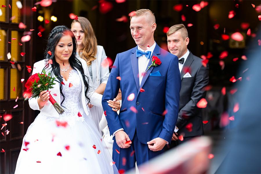 fotografia ślubna Częstochowa